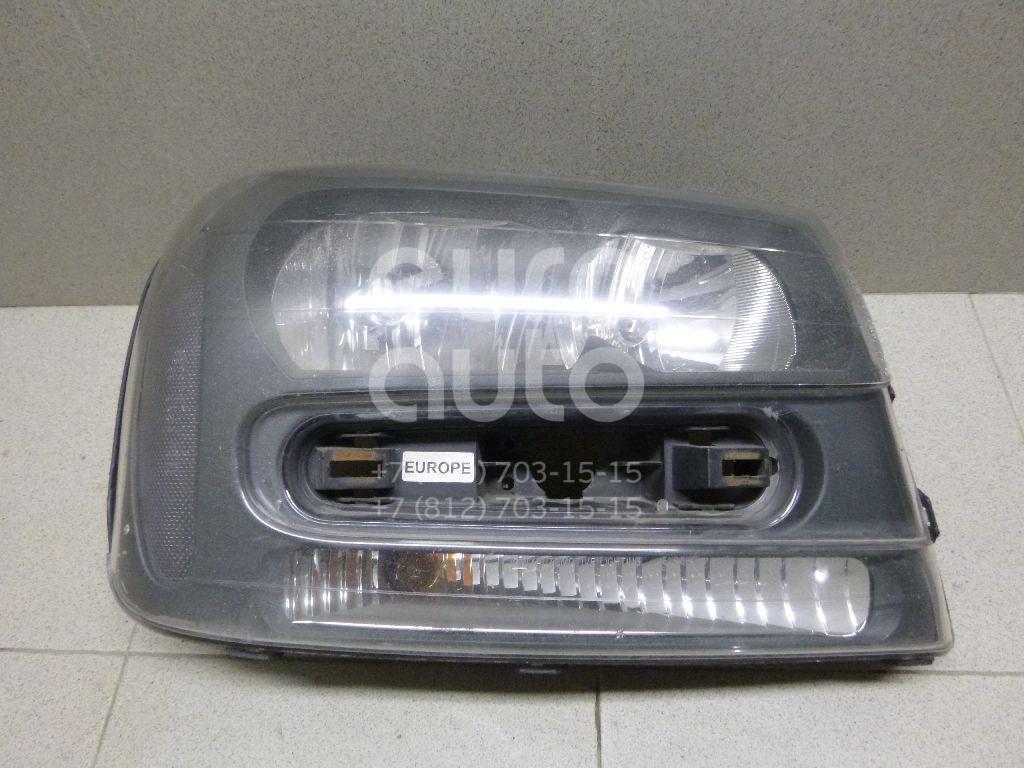 Фара правая для Chevrolet Trail Blazer 2001-2012 - Фото №1