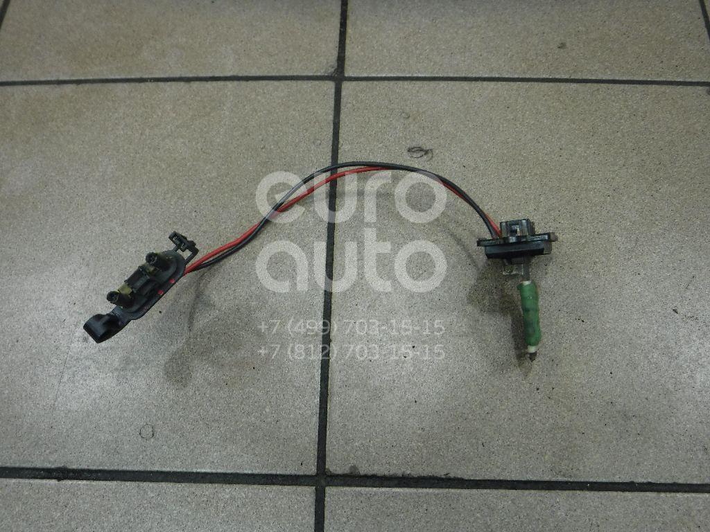 Резистор отопителя для Renault Megane II 2002-2009;Scenic RX 2000>;Scenic 2003-2009 - Фото №1