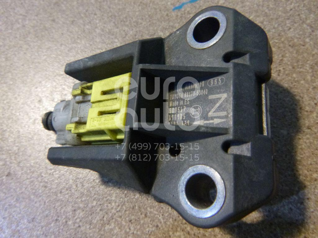Датчик AIR BAG для Lexus IS 250/350 2005-2013 - Фото №1