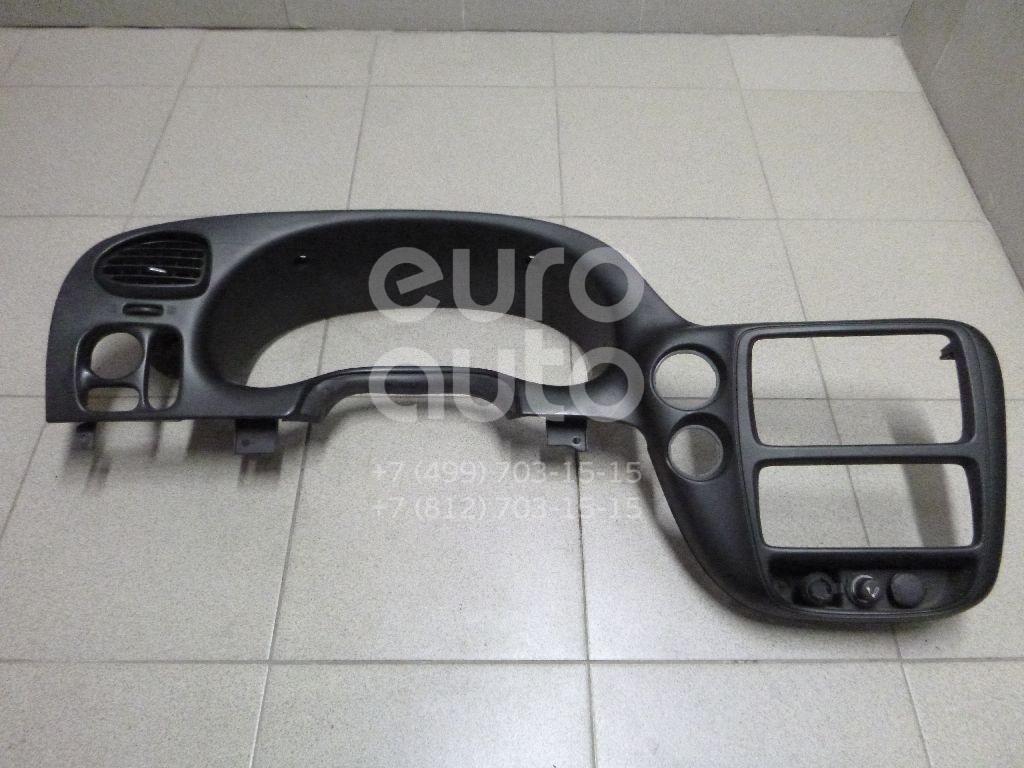 Накладка декоративная для Chevrolet Trail Blazer 2001-2010 - Фото №1