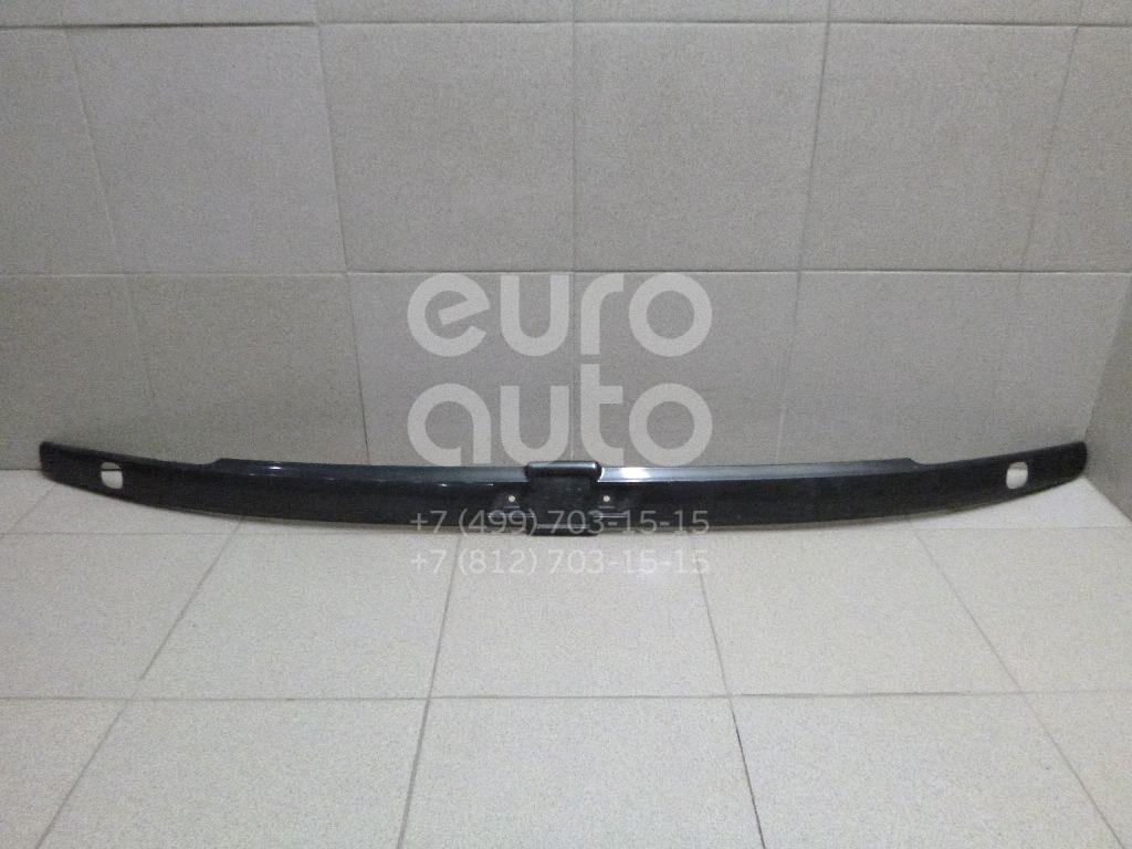 Накладка на решетку радиатора для Chevrolet Trail Blazer 2001-2012 - Фото №1