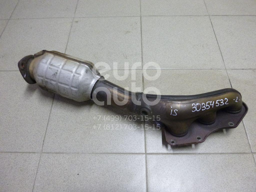 Коллектор выпускной для Lexus IS 250/350 2005-2013;GS 300/400/430 2005-2012 - Фото №1