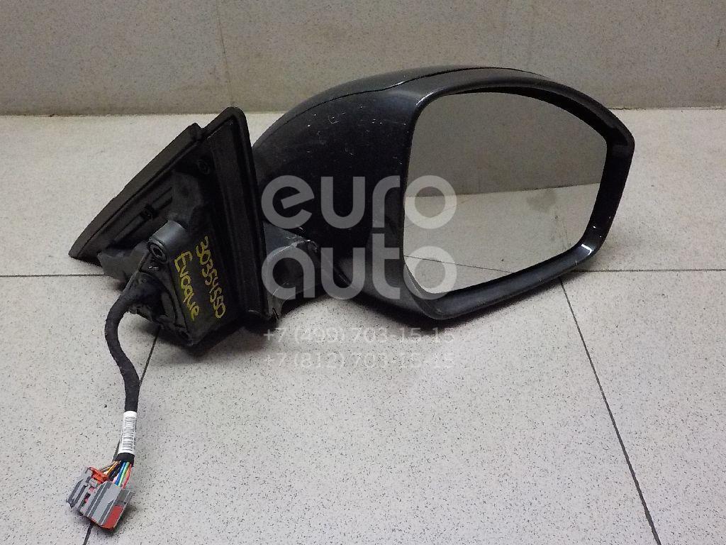 Зеркало правое электрическое для Land Rover Range Rover Evoque 2011> - Фото №1