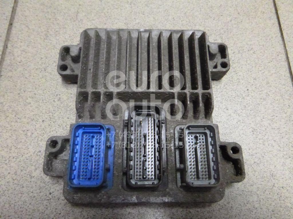 Блок управления двигателем для Chevrolet Trail Blazer 2001-2010 - Фото №1
