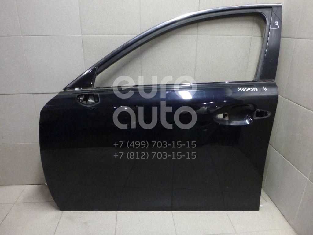 Дверь передняя левая для Lexus IS 250/350 2005-2013 - Фото №1