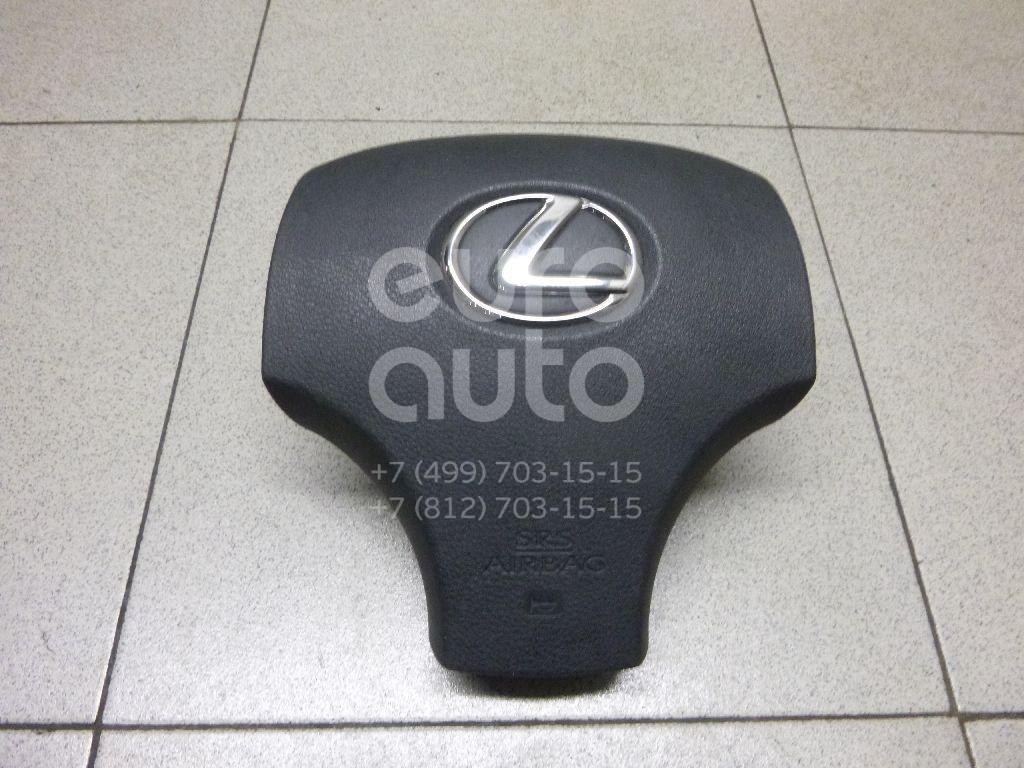 Подушка безопасности в рулевое колесо для Lexus IS 250/350 2005-2013 - Фото №1