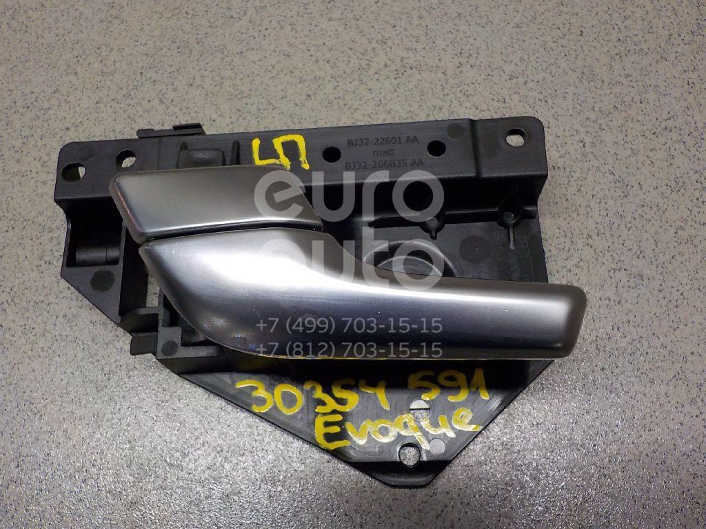 Ручка двери внутренняя левая для Land Rover Range Rover Evoque 2011> - Фото №1