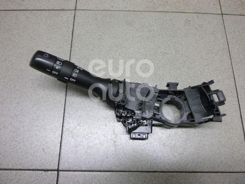 Переключатель поворотов подрулевой для Lexus,Toyota IS 250/350 2005-2013;Land Cruiser (200) 2008>;GS 300/400/430 2005-2012;Land Cruiser (150)-Prado 2009>;GX460 2009>;ES (SV40) 2006-2012 - Фото №1