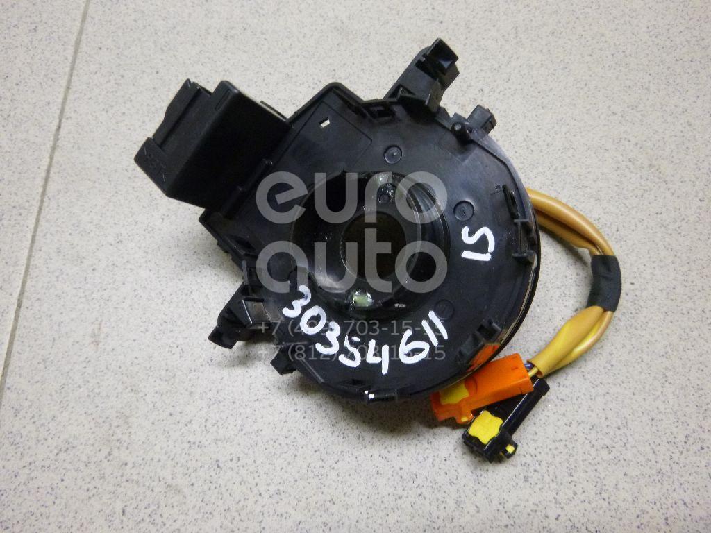 Механизм подрулевой для SRS (ленточный) для Lexus,Toyota IS 250/350 2005-2013;LS (USF4#) 2006>;Camry V40 2006-2011;Land Cruiser (200) 2008>;RX 300/330/350/400h 2003-2009;RAV 4 2006-2013;GS 300/400/430 2005-2012;Highlander II 2007-2013;Prius 2003-2009 - Фото №1