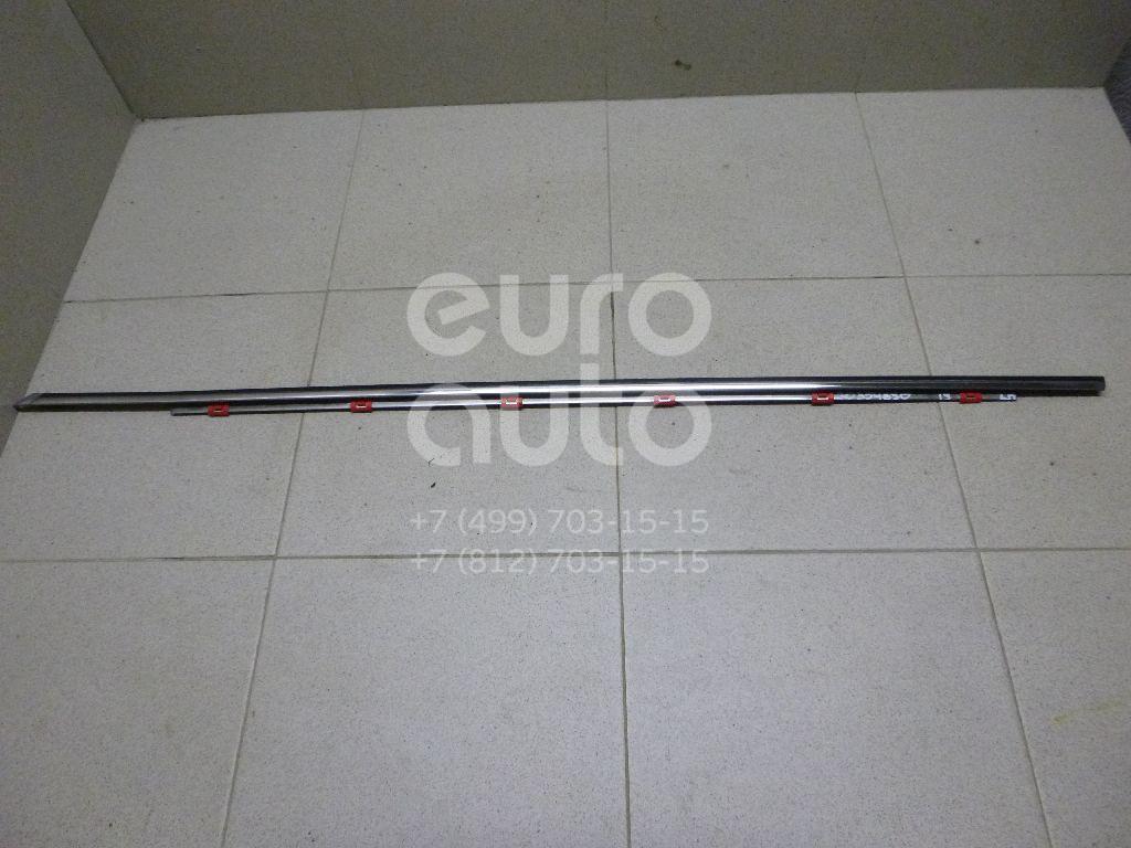 Накладка стекла переднего левого для Lexus IS 250/350 2005-2013 - Фото №1