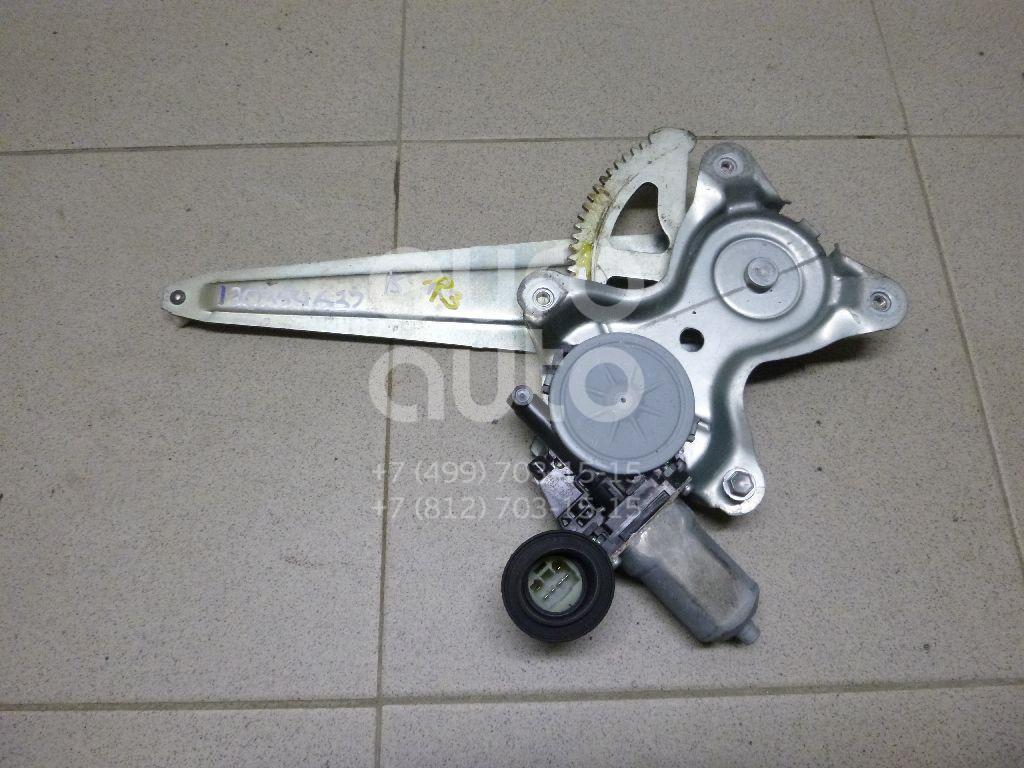 Стеклоподъемник электр. задний правый для Lexus IS 250/350 2005-2013;GS 300/400/430 2005-2012;CT 200H 2011> - Фото №1