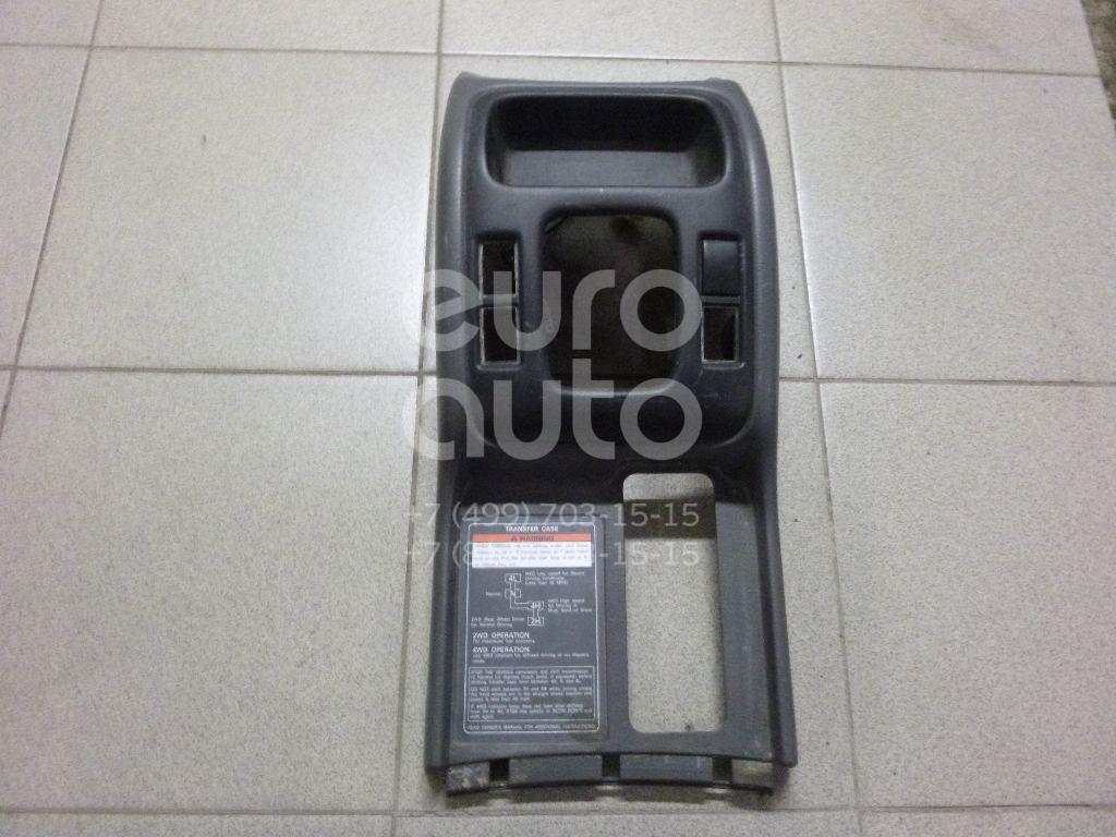 Консоль для Suzuki Grand Vitara 1998-2005 - Фото №1
