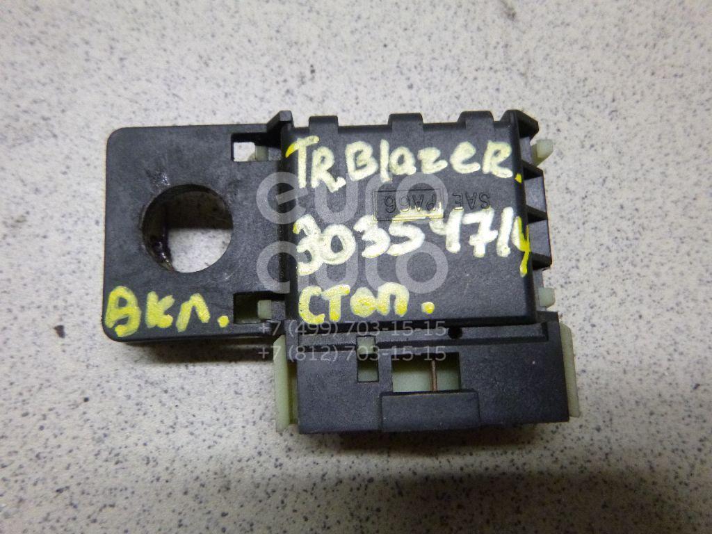 Датчик включения стопсигнала для Chevrolet Trail Blazer 2001-2010 - Фото №1