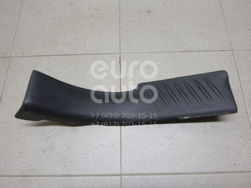 Накладка порога (внутренняя) для Chevrolet Trail Blazer 2001-2010 - Фото №1