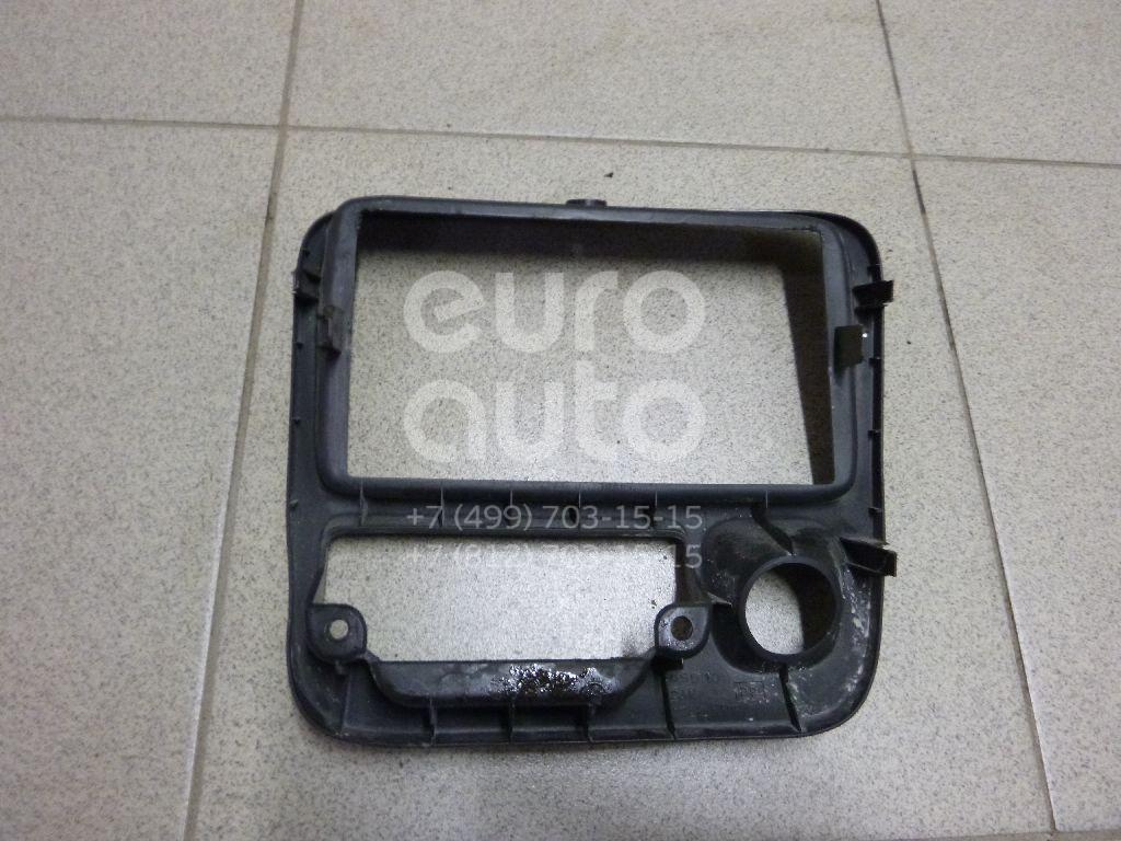 Рамка магнитолы для Suzuki Grand Vitara 1998-2005;Vitara/Sidekick 1989-1999 - Фото №1