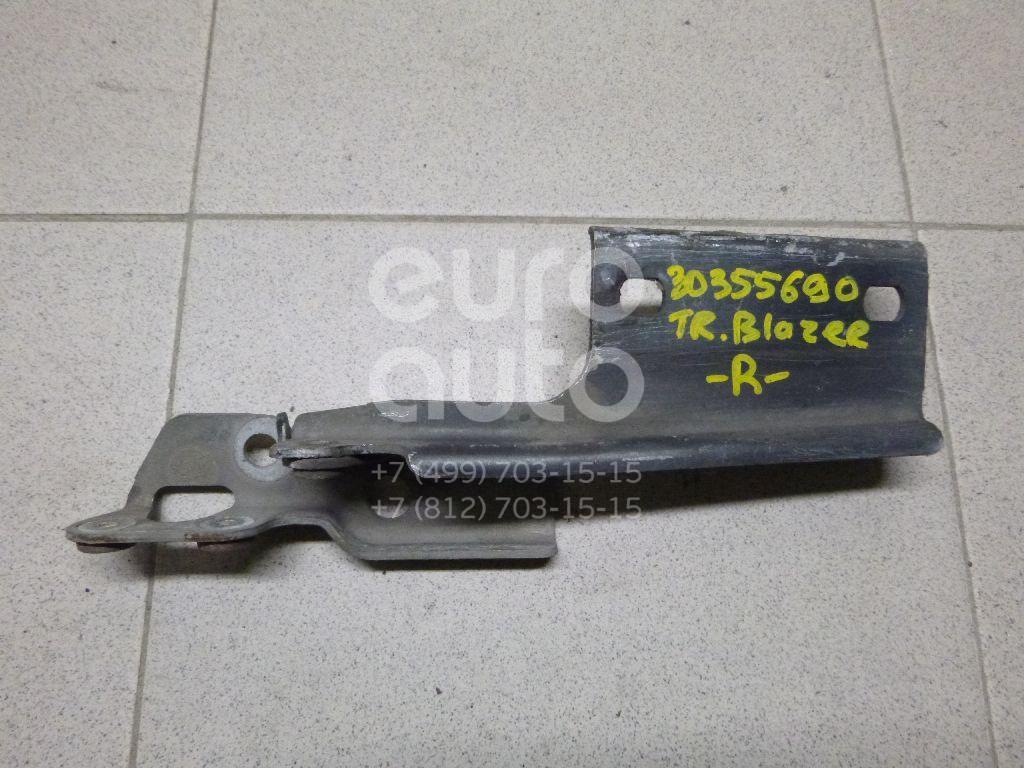 Петля капота правая для Chevrolet Trail Blazer 2001-2010 - Фото №1