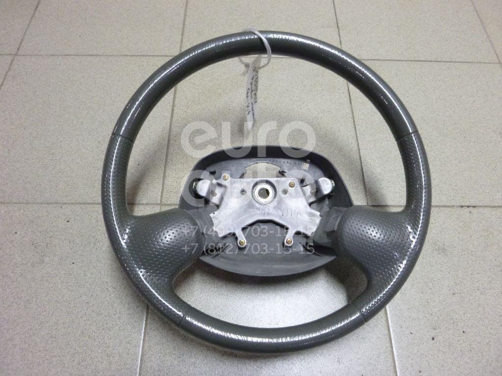 Рулевое колесо для AIR BAG (без AIR BAG) для Suzuki Grand Vitara 1998-2005 - Фото №1