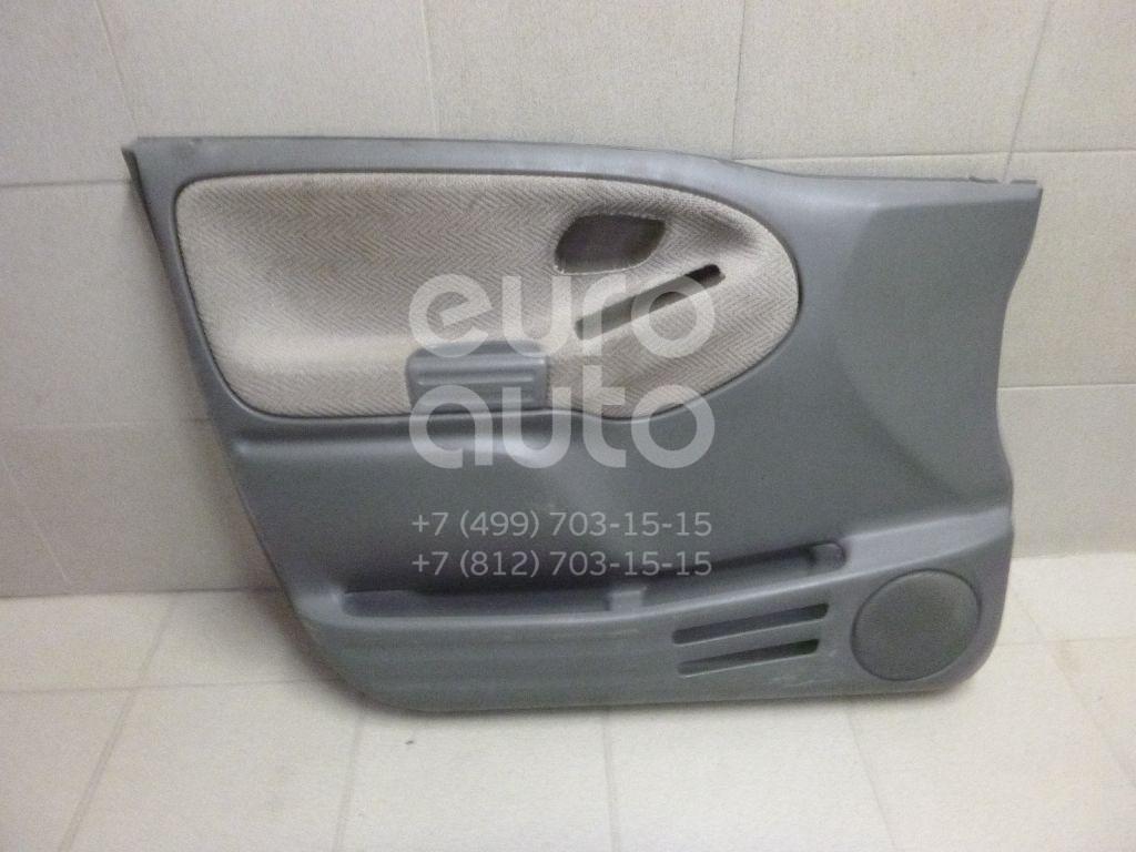 Обшивка двери передней левой для Suzuki Grand Vitara 1998-2005 - Фото №1