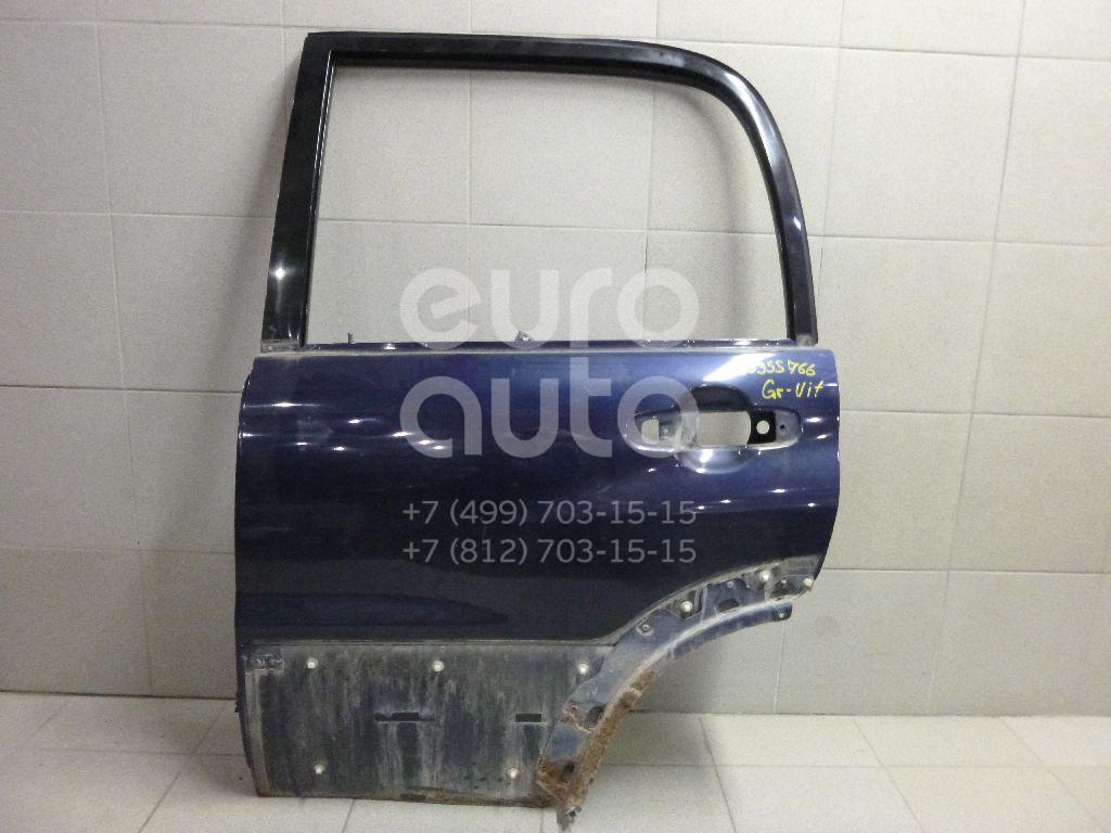 Дверь задняя левая для Suzuki Grand Vitara 1998-2005 - Фото №1