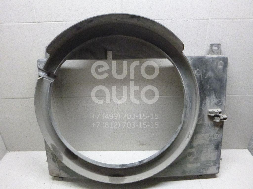 Диффузор вентилятора для Chevrolet Trail Blazer 2001-2010 - Фото №1
