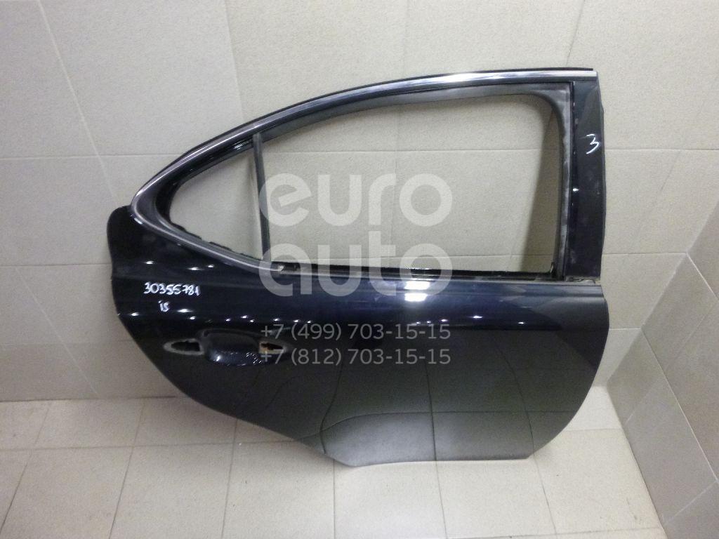 Дверь задняя правая для Lexus IS 250/350 2005-2013 - Фото №1