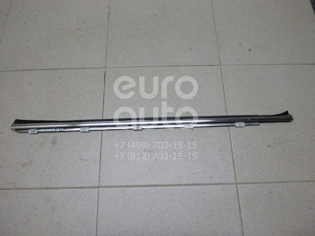 Накладка стекла заднего правого для Lexus IS 250/350 2005-2013 - Фото №1