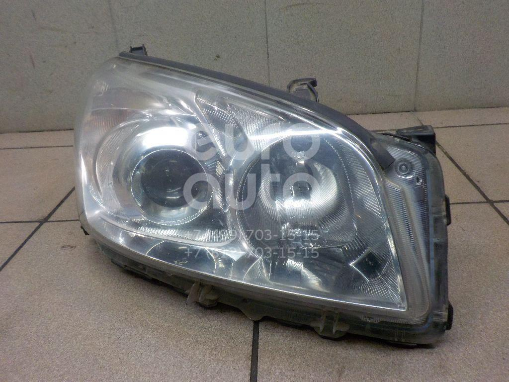 Купить Фара правая Toyota RAV 4 2006-2013; (8113042450)