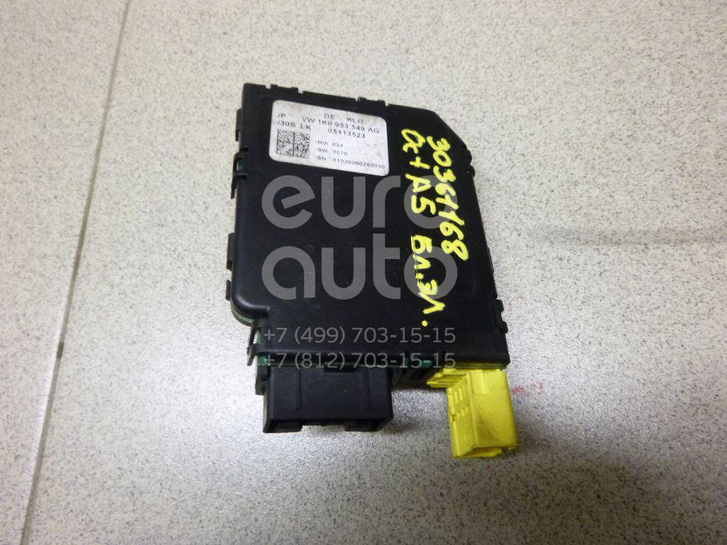 Купить Блок электронный Skoda Octavia (A5 1Z-) 2004-2013; (1K0953549AG)