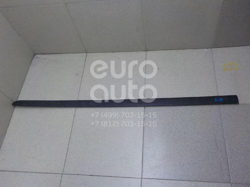 Молдинг передней левой двери VW Touran 2003-2010; (1T0853515E)  - купить со скидкой