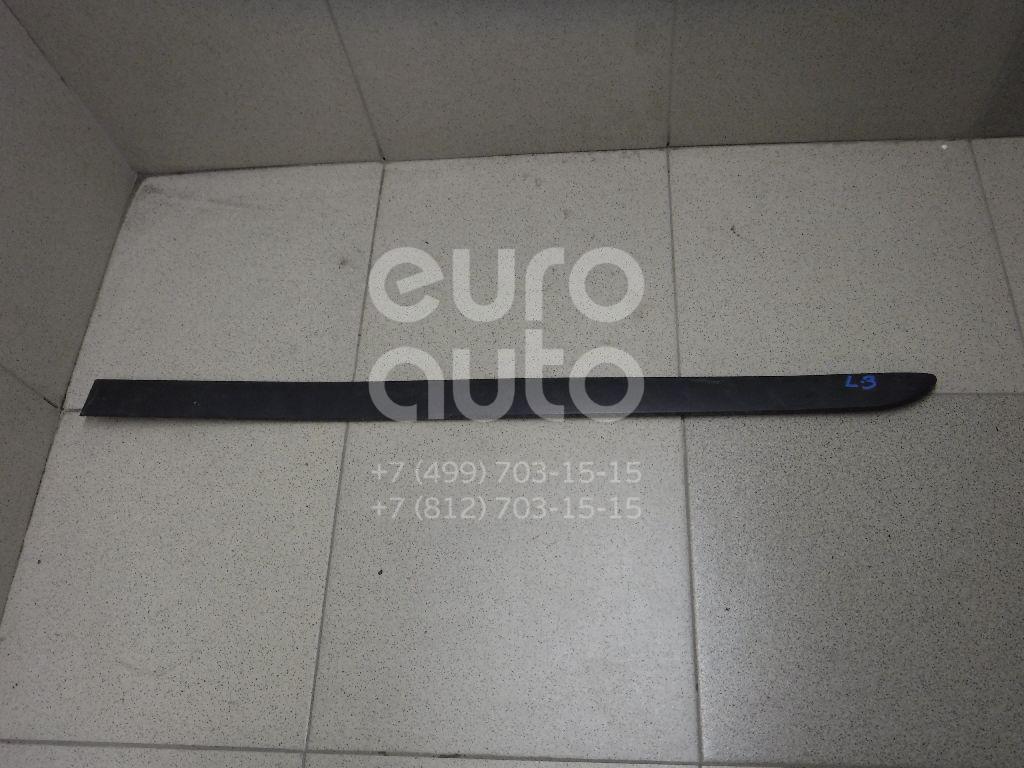 Купить Молдинг задней левой двери VW Touran 2003-2010; (1T0853753E9B9)