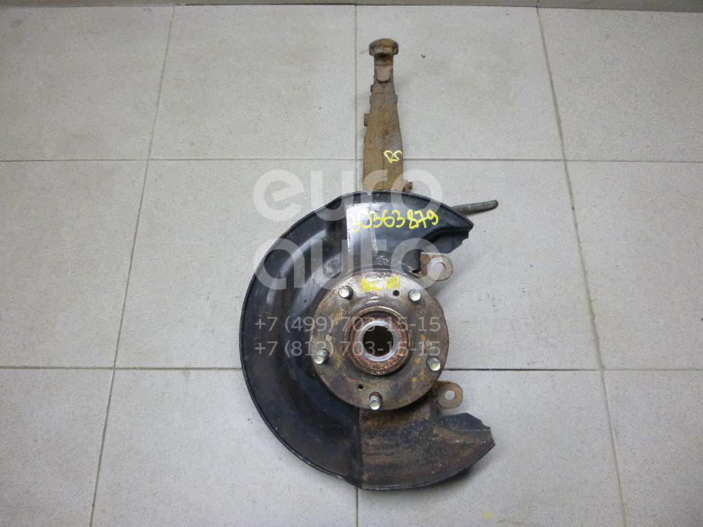 Кулак поворотный передний правый Honda Accord VII 2003-2008; (51210SDAA02)  - купить со скидкой