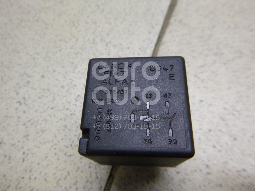 Купить Реле Fiat Doblo Nuovo 2010-; (11130287)