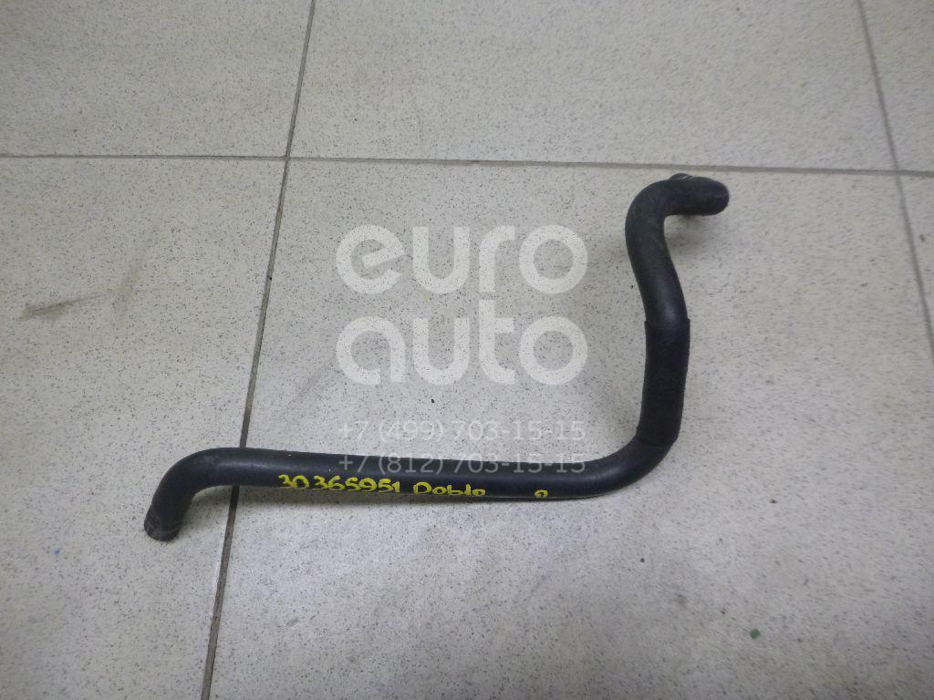 Купить Патрубок Fiat Doblo Nuovo 2010-; (51813948)