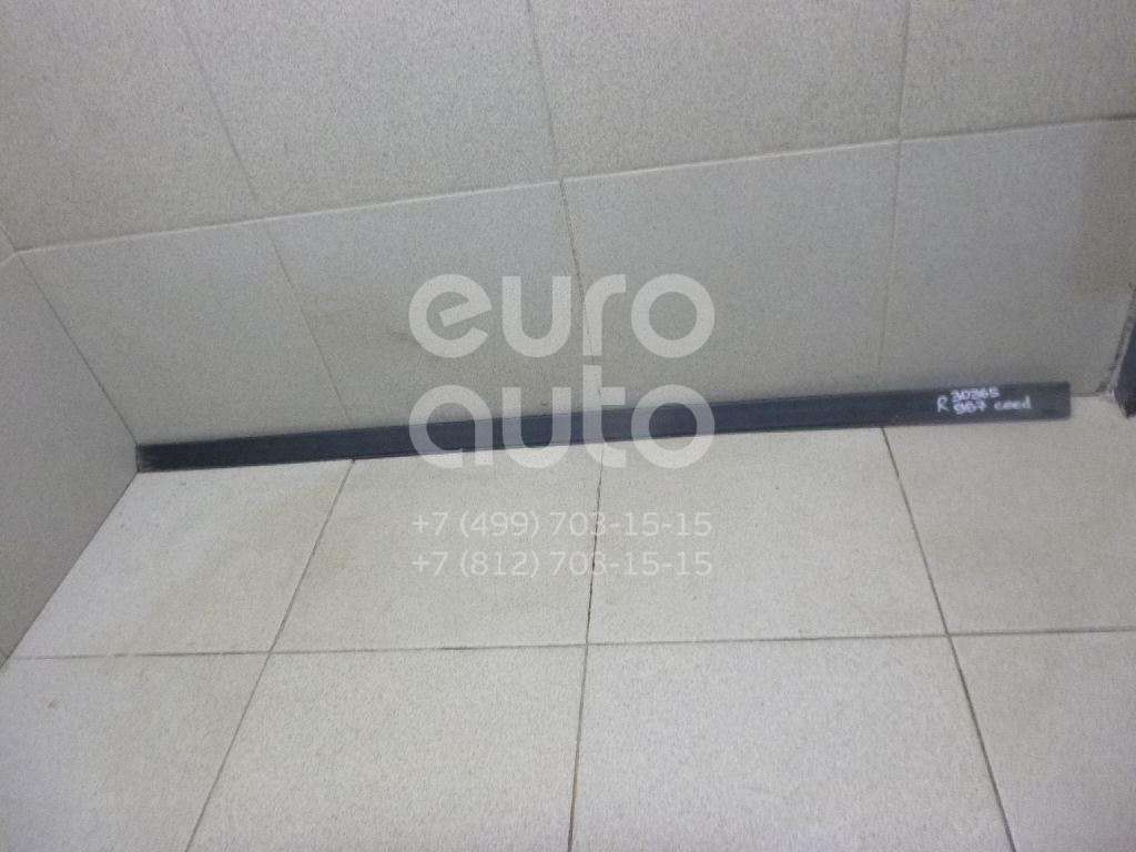 Купить Молдинг крыши правый Kia Ceed 2007-2012; (872401H100)