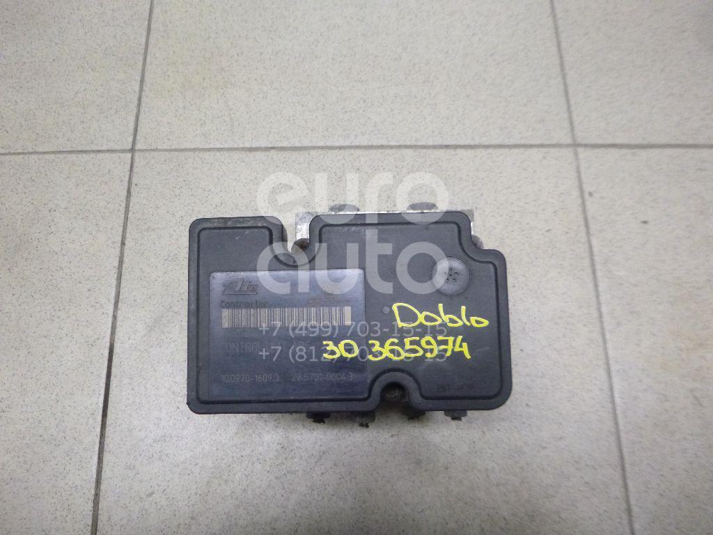 Купить Блок ABS (насос) Fiat Doblo Nuovo 2010-; (71753800)