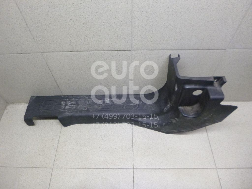 Купить Накладка порога (внутренняя) Fiat Doblo Nuovo 2010-; (735498613)