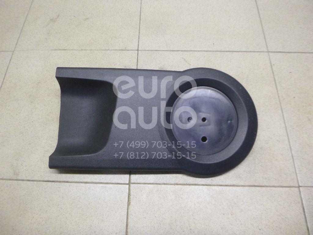Купить Накладка двери багажника Fiat Doblo Nuovo 2010-; (735507942)