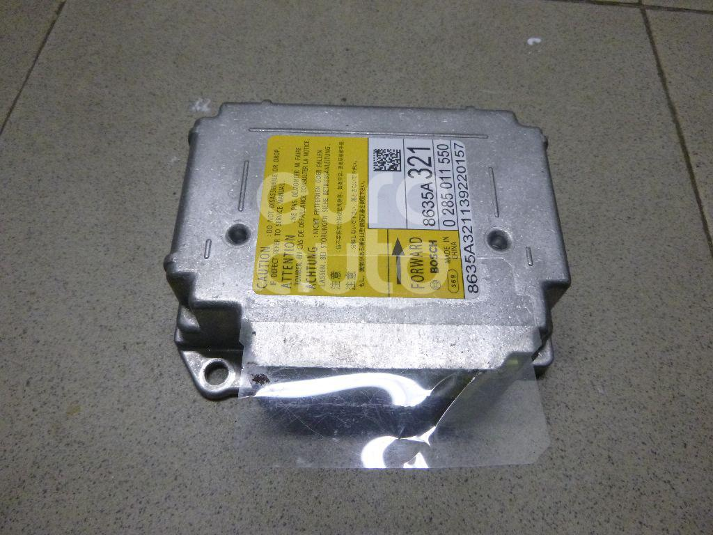 Купить Блок управления AIR BAG Mitsubishi ASX 2010-2016; (8635A321)