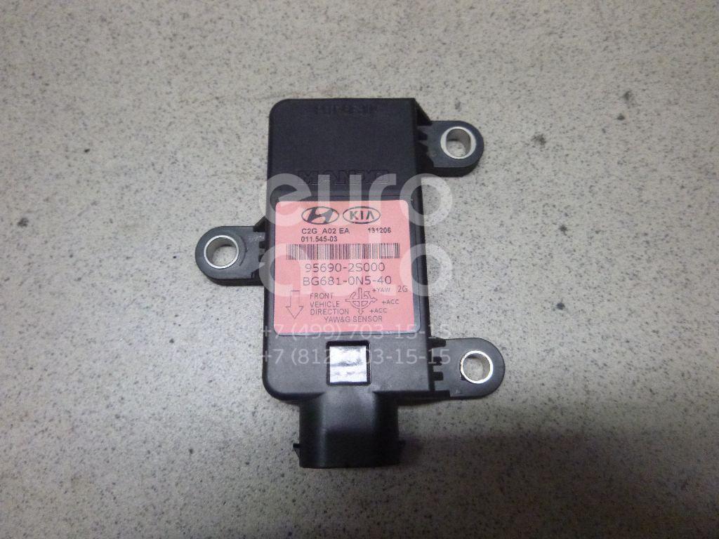 Купить Блок электронный Hyundai ix35/Tucson 2010-2015; (956902S000)