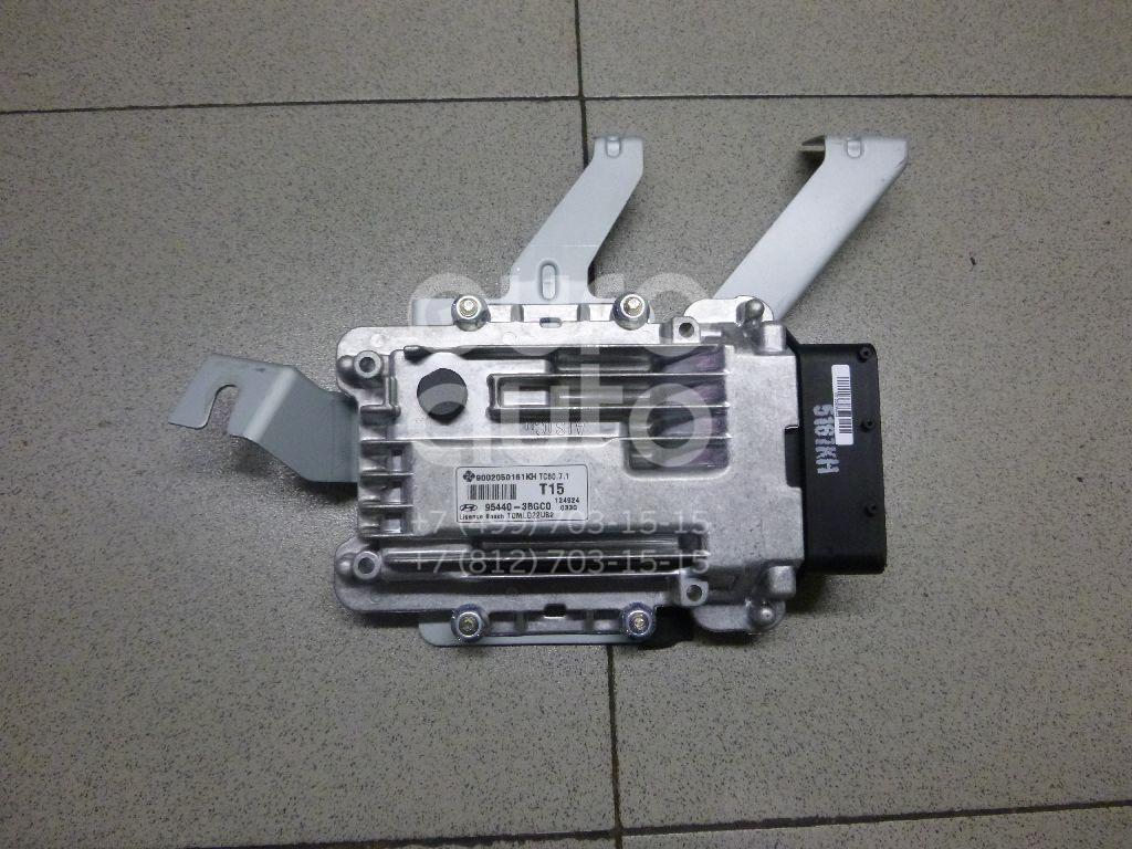 Купить Блок управления АКПП Hyundai Santa Fe (DM) 2012-; (954403BGC0)