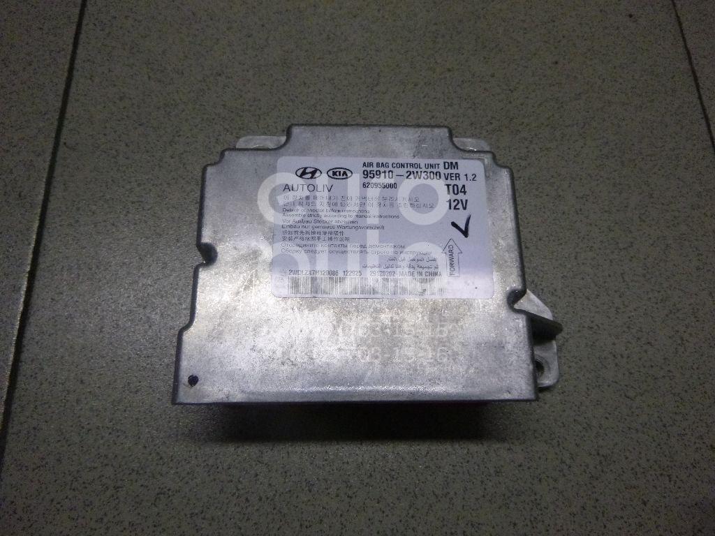 Купить Блок управления AIR BAG Hyundai Santa Fe (DM) 2012-; (959102W300)