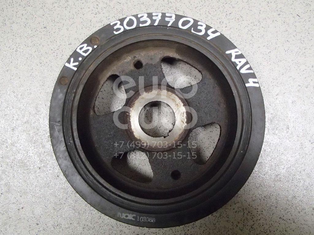 Купить Шкив коленвала Toyota RAV 4 2006-2013; (1347037020)