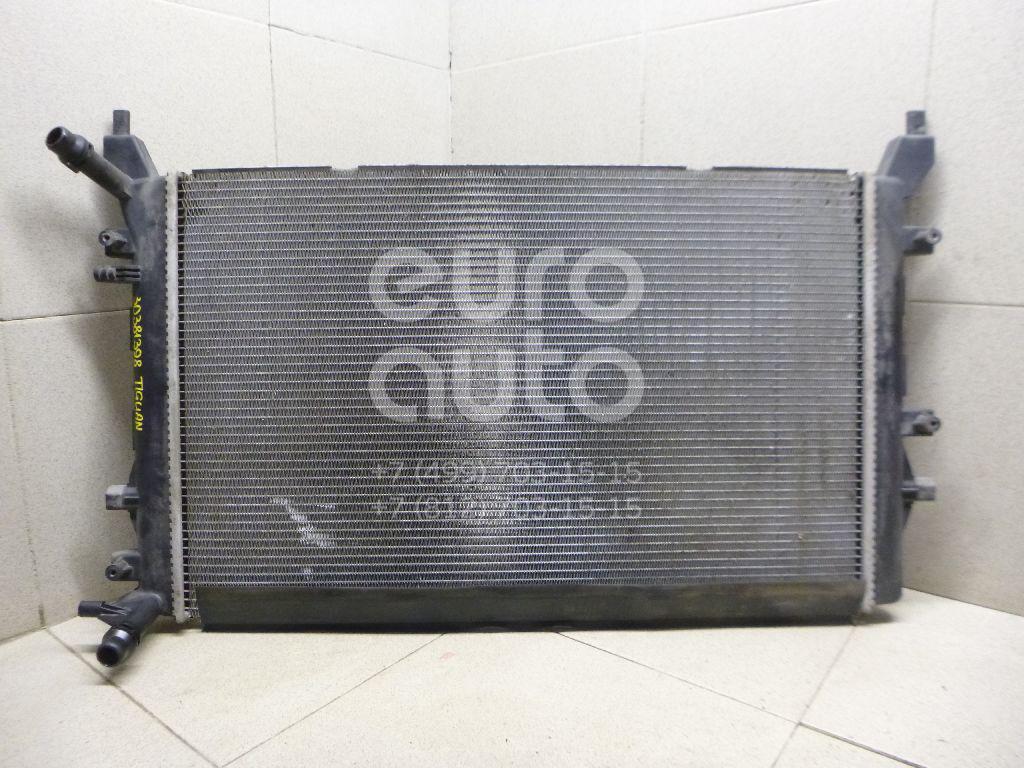 Купить Радиатор дополнительный системы охлаждения VW Tiguan 2011-2016; (1K0121251EC)