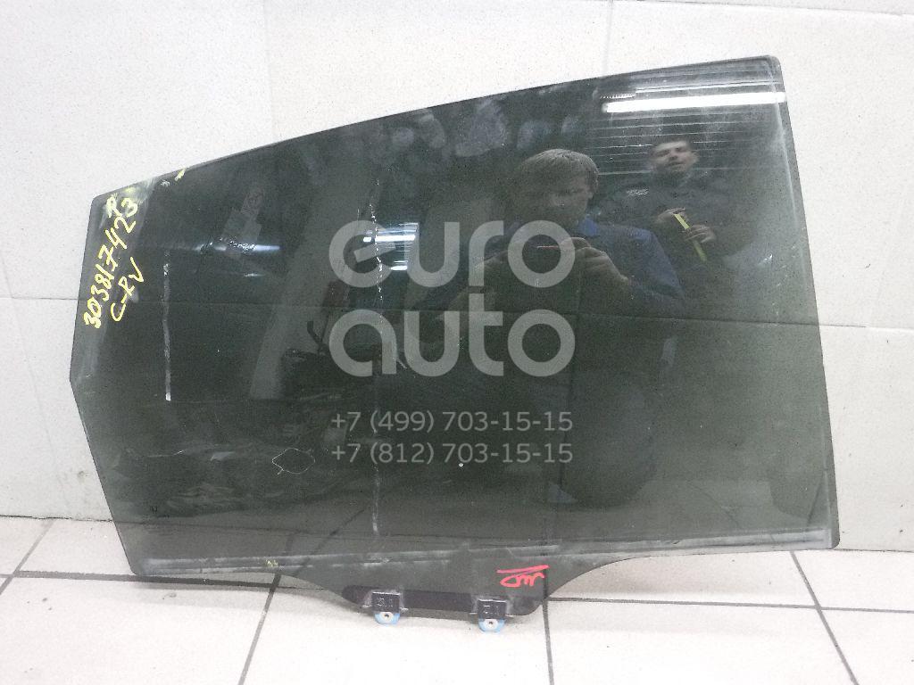 Купить Стекло двери задней правой Honda CR-V 2007-2012; (73400SWWE10)