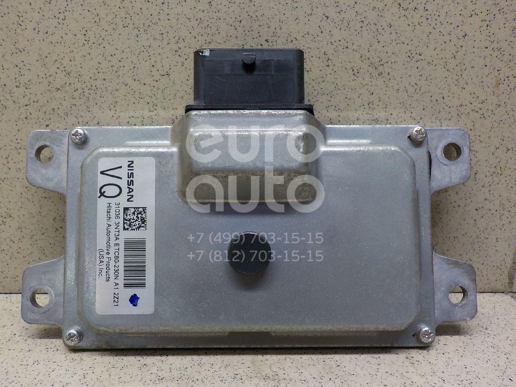 Купить Блок управления АКПП Nissan Teana L33 2014-; (310393TT4B)