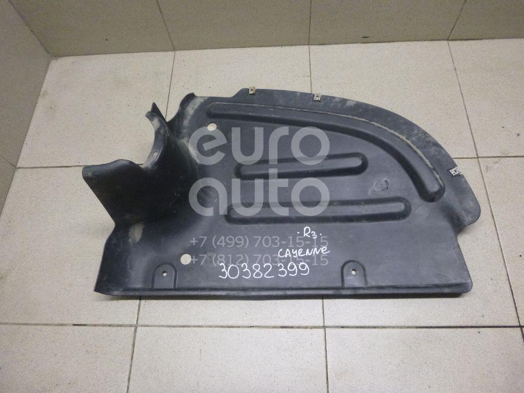 Купить Защита антигравийная Porsche Cayenne 2003-2010; (3C8825206)