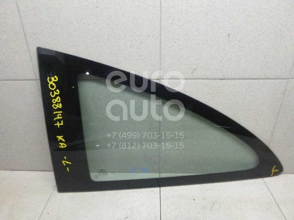 Купить Стекло кузовное глухое левое Ford KA 2008-2016; (1552005)
