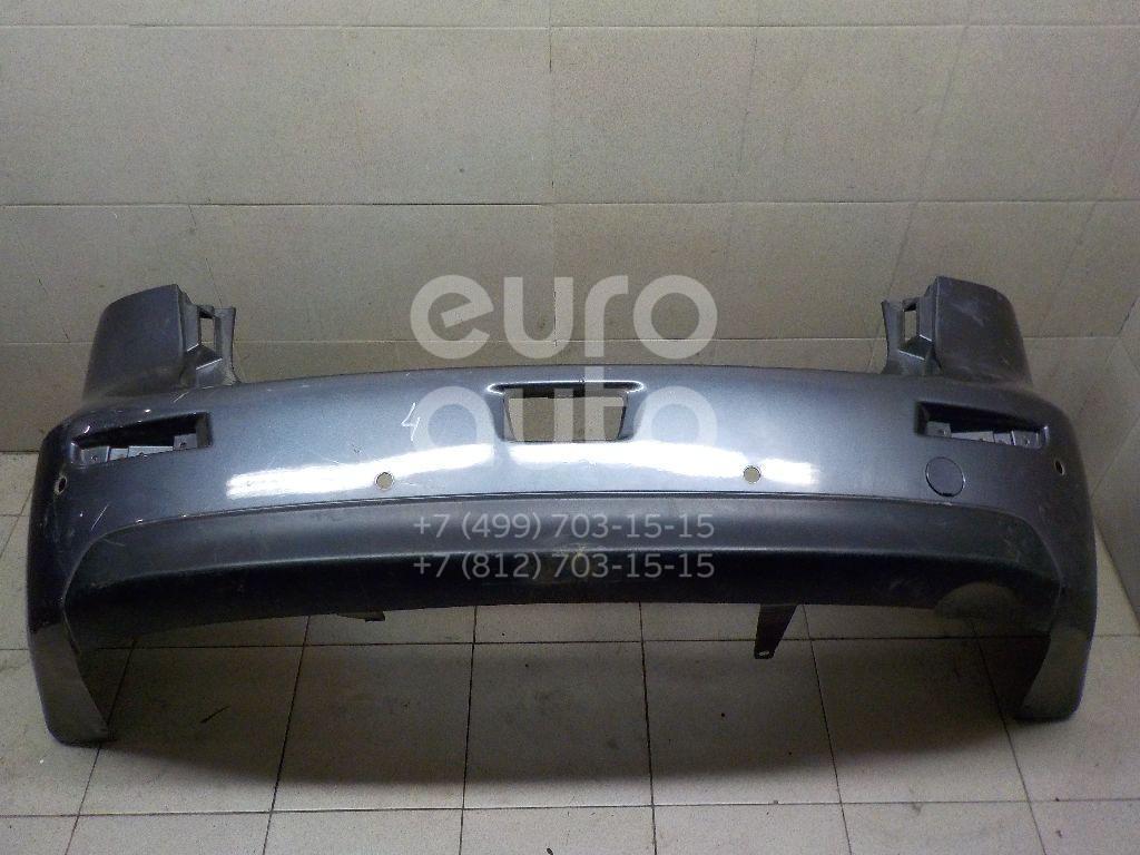 Купить Бампер задний Mitsubishi Lancer (CX, CY) 2007-; (6410B577)