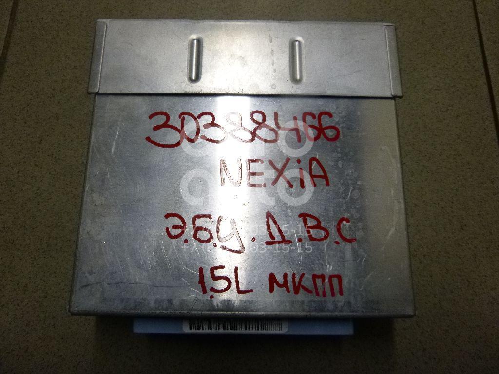 Купить Блок управления двигателем Daewoo Nexia 1995-2016; (96258337)