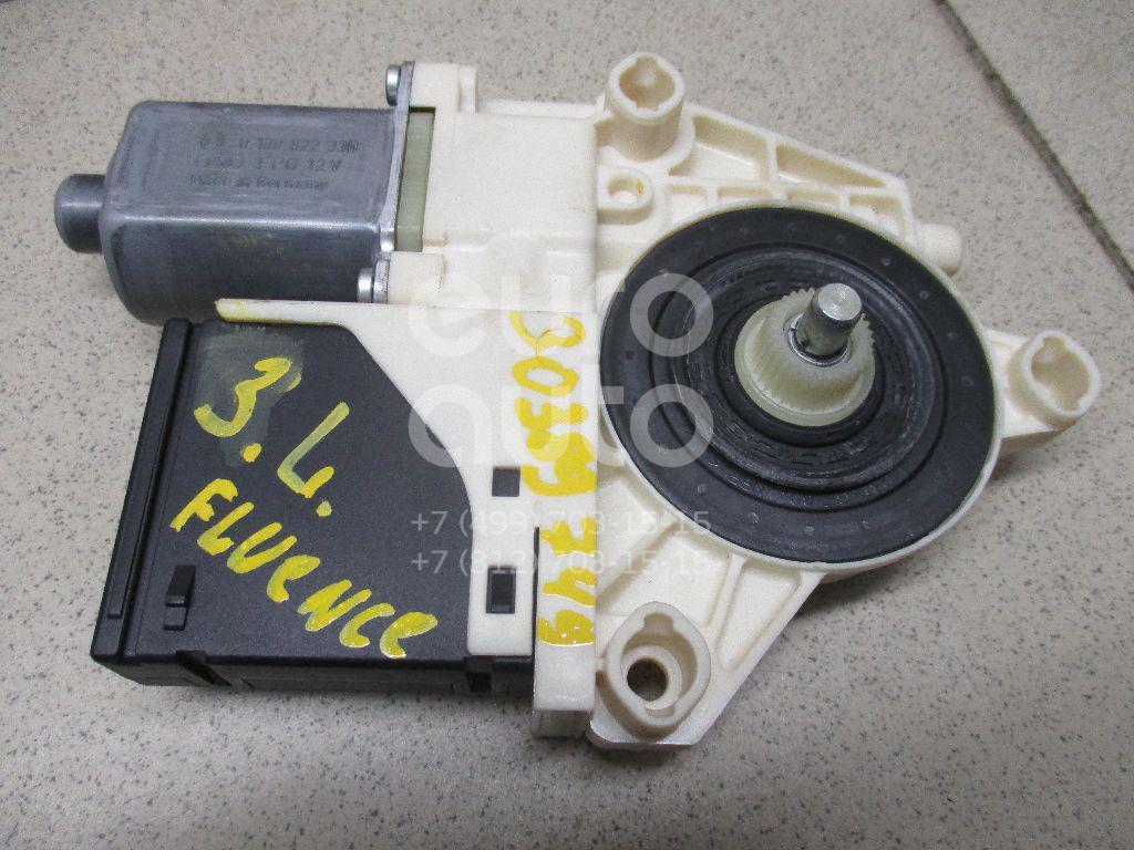 Купить Моторчик стеклоподъемника Renault Fluence 2010-; (827310185R)
